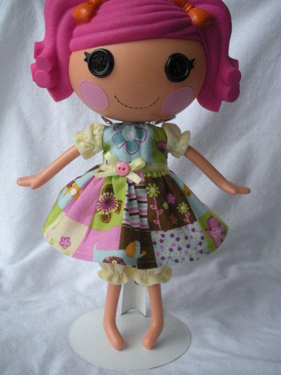 Lalaloopsy платье и шаровары набор цветов и MandySewSweet, $ 10.00