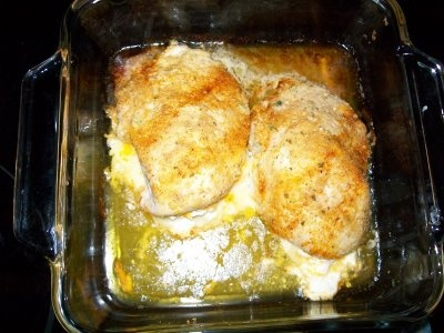 Frugal & Fabulous: Frugal Recipe: Garlic-Lemon Double Stuffed Chicken