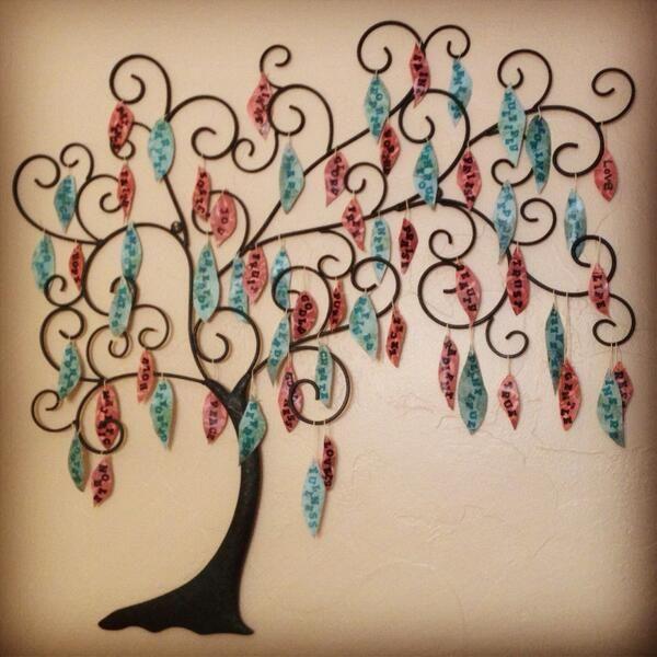Hobby Lobby Tree Of Life Wall Decor : Pin by holly han on wall decor