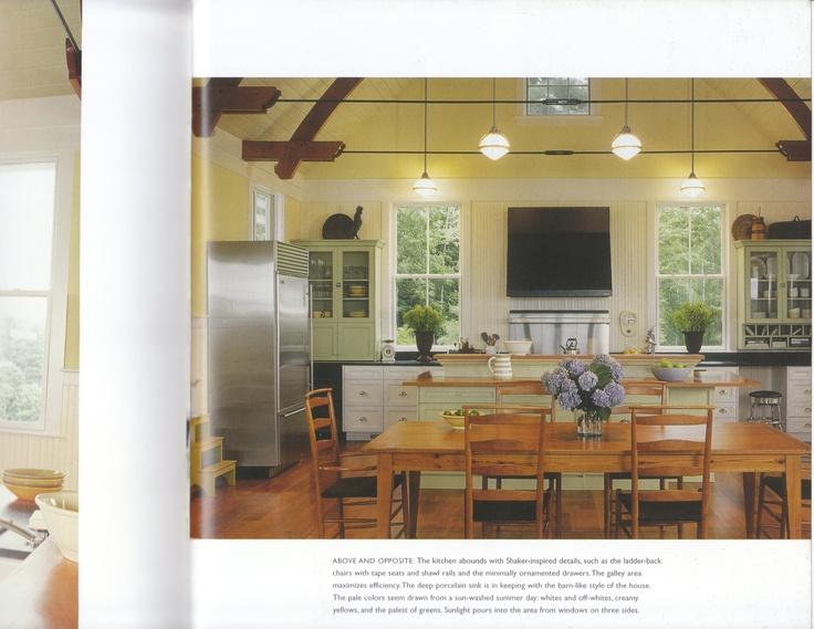 pale green yellow farm kitchen carolyn 39 s kitchen ideas pinterest