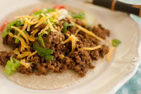 Homemade Taco Seasoning | My Fabulous Recipes | Pinterest