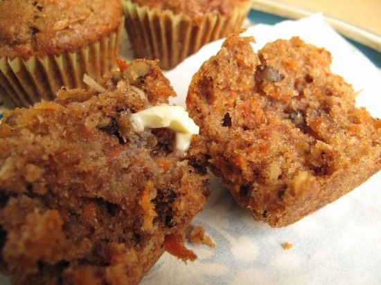 In Praise of Leftovers - iPol - Morning Glory Muffins for the Fire ...