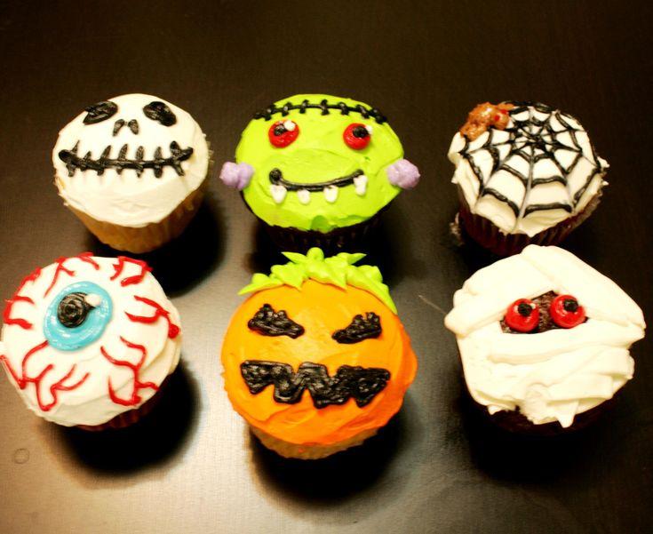 Halloween Cupcakes Halloween Cupcakes Cool Cupcakes
