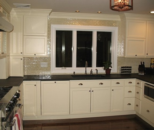 Black Countertop Backsplash Sage 26