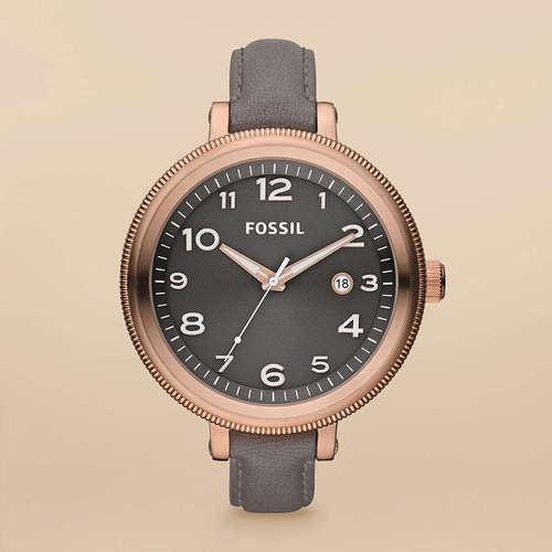Bridgette Leather Watch