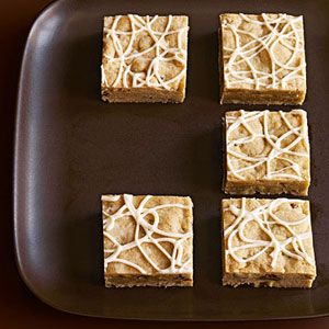 Hazelnut Blondies | Bars, Brownies, and Bits | Pinterest