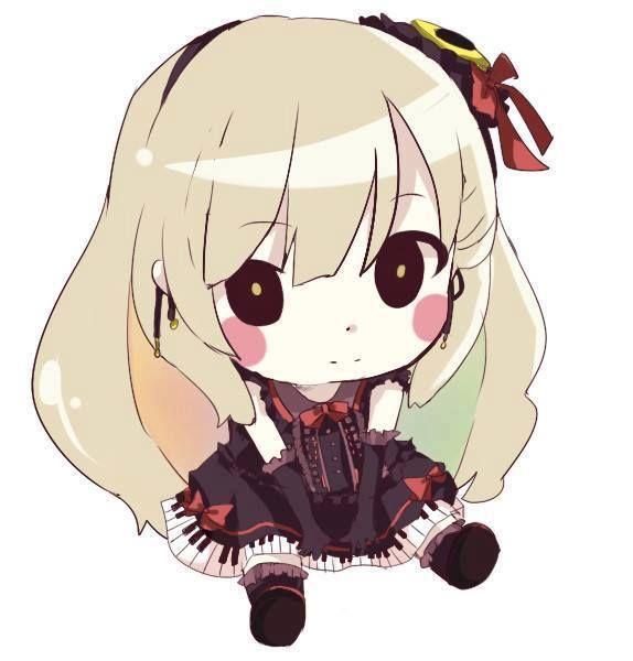 Chibi MayuMayu Vocaloid Chibi