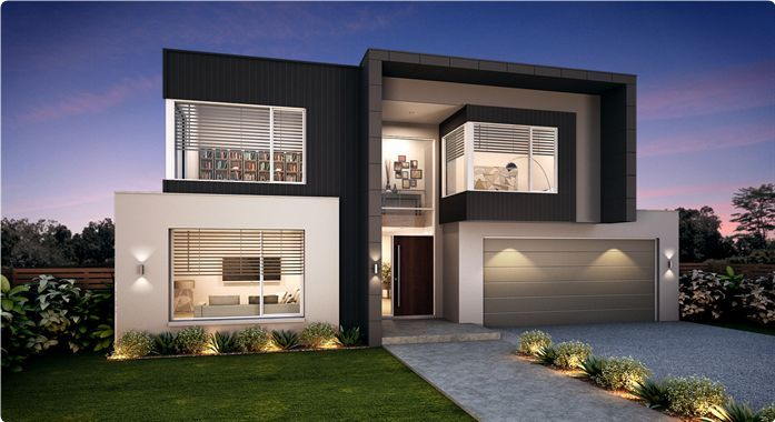Display homes in melbourne and victoria burbank homes for House builders in victoria