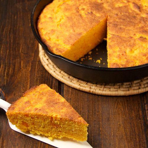 Sweet potato Cornbread | Breads | Pinterest