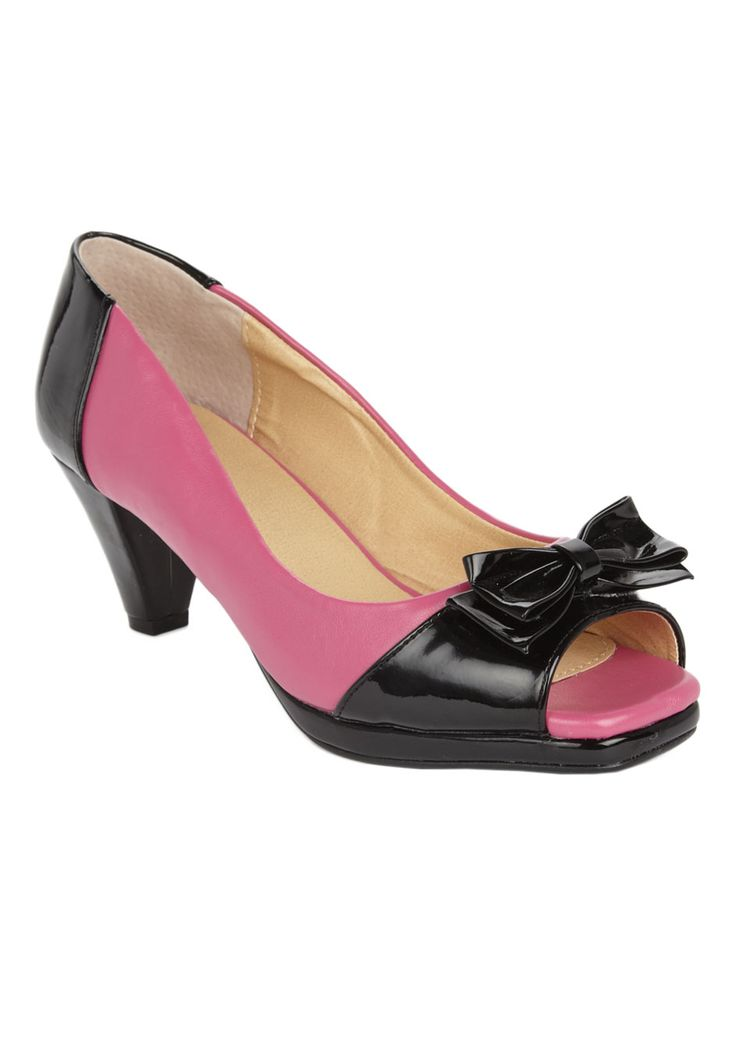 Wide Width Hope Colorblock Pumps by Comfortview | Shoe Sale up to 60