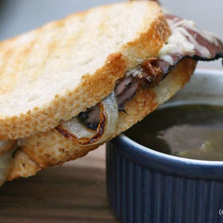French Dip Panini | Favorite Recipes | Pinterest