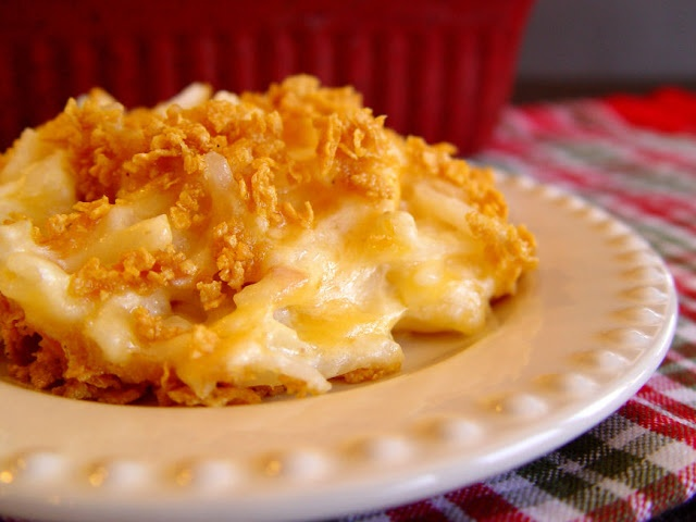 Cheesy Potato Casserole | Food I MIGHT Make | Pinterest
