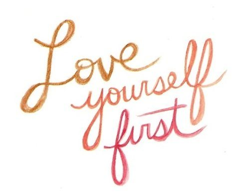 Love Yourself First Quotes. QuotesGram