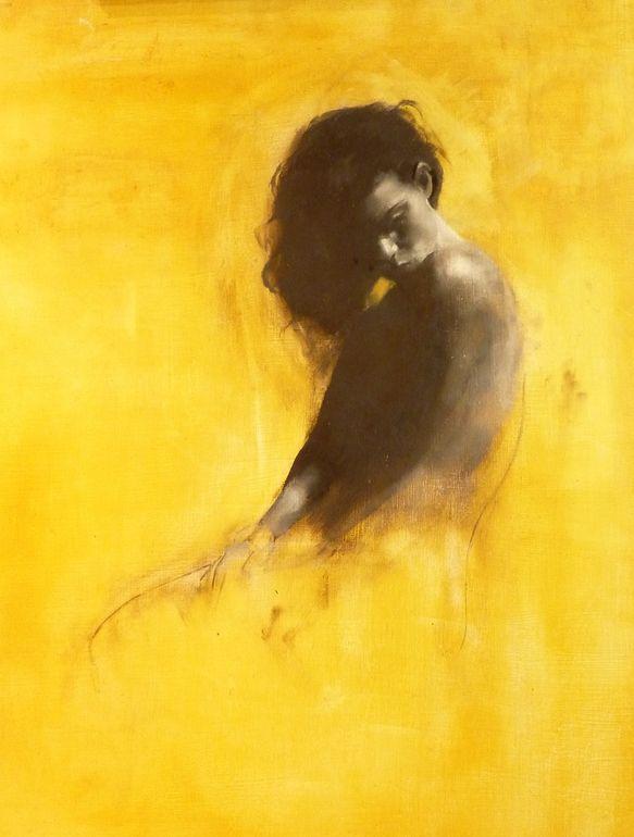 "Saatchi Online Artist: Patrick Palmer; Oil, 2012, Painting ""Still working on a title"""