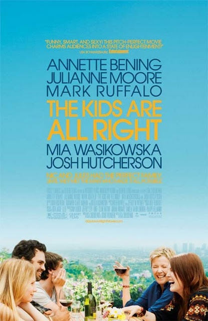 THE KIDS ARE ALL RIGHT... good movie