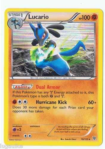 Pokemon Card Plasma Storm Rare Holo Magnezone 46/135 FREE ...
