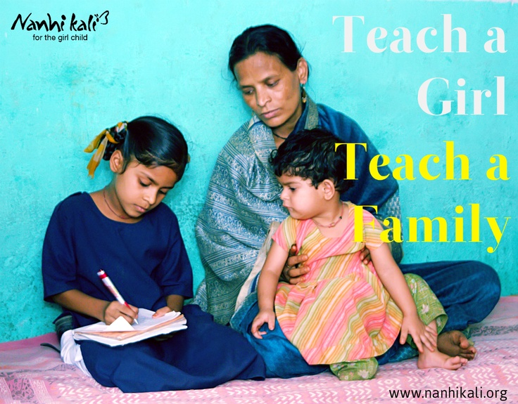 education girl child essay
