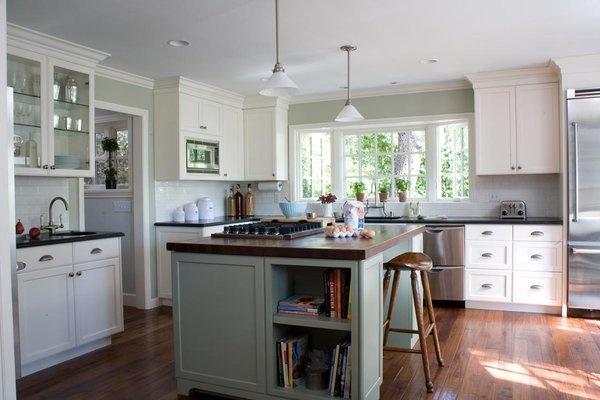 different color island kitchen pinterest. Black Bedroom Furniture Sets. Home Design Ideas