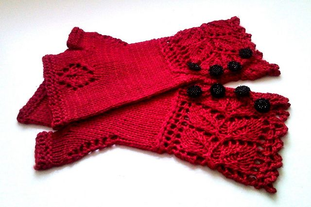 Veyla | Flickr - Photo Sharing! | crochet gloves and mittens ...