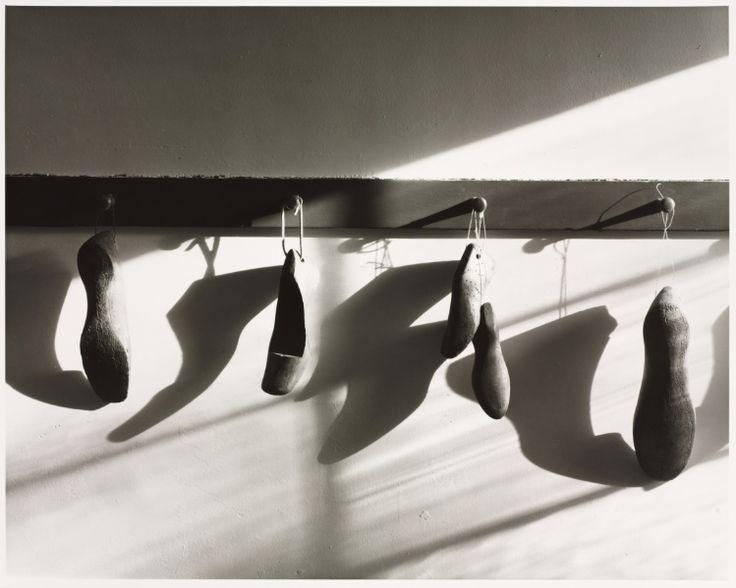 Linda Butler(American, b.1947)    Shoe Last Shadows, Pleasant Hill, KY    1982    gelatin silver print      URL: http://tumblr.com/Z5aGKyEc7Hp2