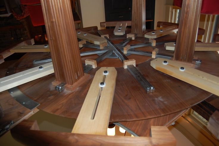 Expandable Round Dining Table Dining Room Table Pinterest