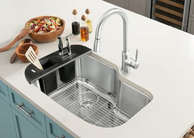 Blanco Sinks Website : new blanco stainless steel sinks # stainless sinks # kitchen knives