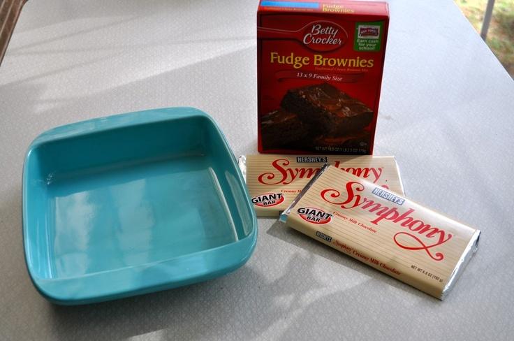 Symphony Brownies | Recipe