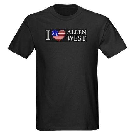 I love Allen West