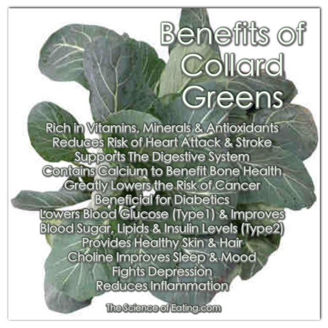 Collard greens are a staple on any soul food restaurant menu, or at ...