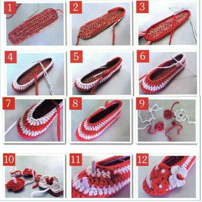 Crocheting Step By Step : Step by step !!! Crochet Pinterest