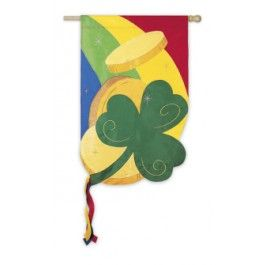 st patrick day flags