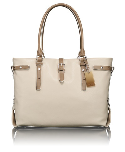 Tote $495 From the Villa collection comes this elegant business/laptop