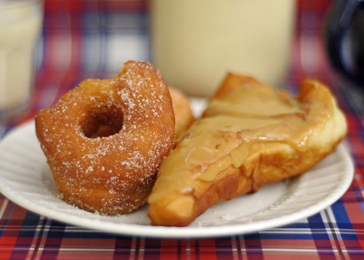 Potato Doughnuts Recipe (Cafe Johnsonia)