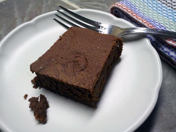 Womens Health Goat Cheese brownie | Health | Pinterest