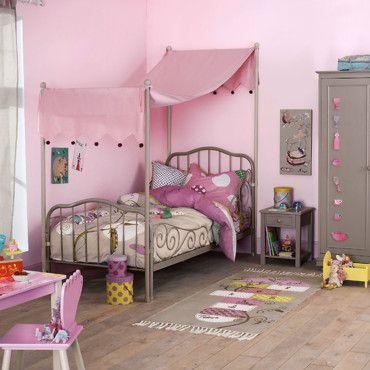 Ambiance mille et une nuits chambre de petite fille pinterest for Chambre de petite fille
