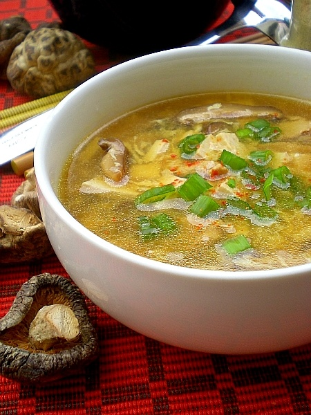 Chinese Hot, Sour and Spicy Soup | Food - Soups, Stews, Chili & Chowd ...