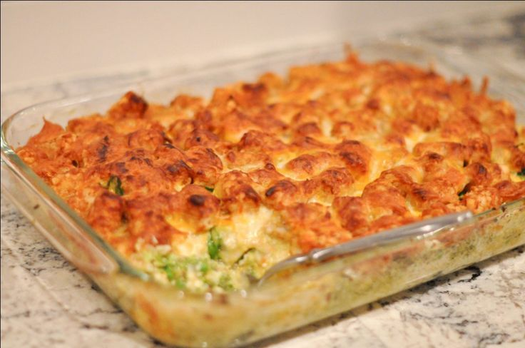 EAT DRINK PRETTY: Veggie tater tot hotdish by Jessica of Live the ...