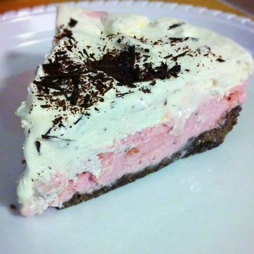 Neapolitan Ice Cream Pie | Confection Perfection | Pinterest