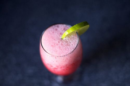 Raspberry Limeade slushies... for that rare occasion when I can keep ...