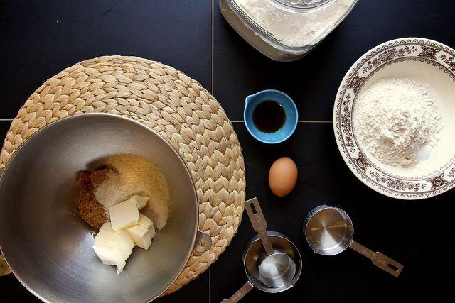 Dark Chocolate, Pistachio & Hickory Sea Salt Cookies by Joy the Baker