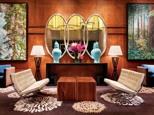 Going Green in Style: A Stay at the Innovative Four Seasons Hotel Vancouver #eco #travel