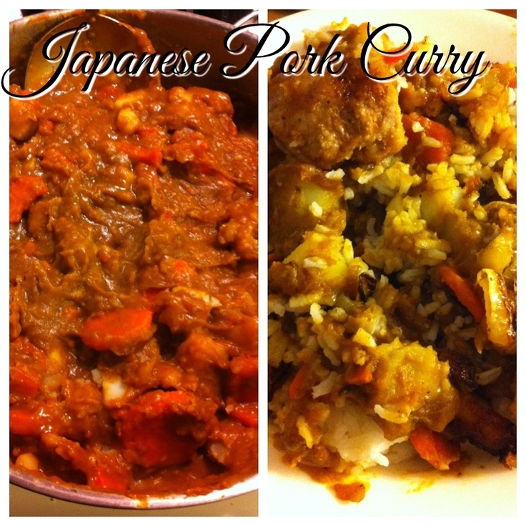 Homemade Japanese Curry Rice Recipes — Dishmaps