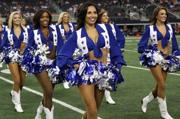 ... Rose   Dallas Cowboys Cheerleaders and Dallas Cowboys Rhythm