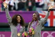 Venus & Serena Williams win Gold in Tennis Doubles