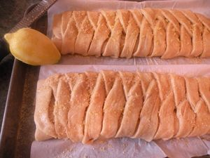 Braided Lemon Bread | Breads, Rolls, Buns... | Pinterest