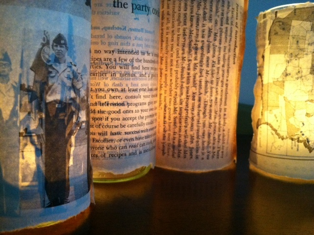 crafts using old books google search craft ideas