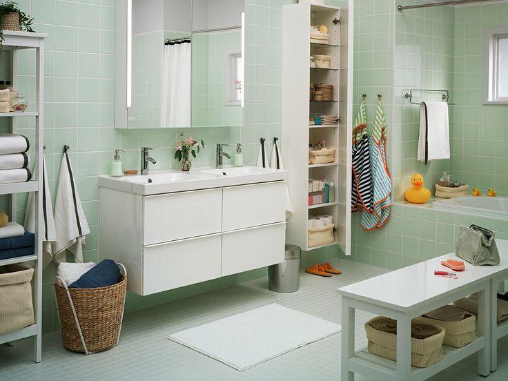 Badrumsmöbler Ikea: Superfront lanserar modernt designade badrumsm ...