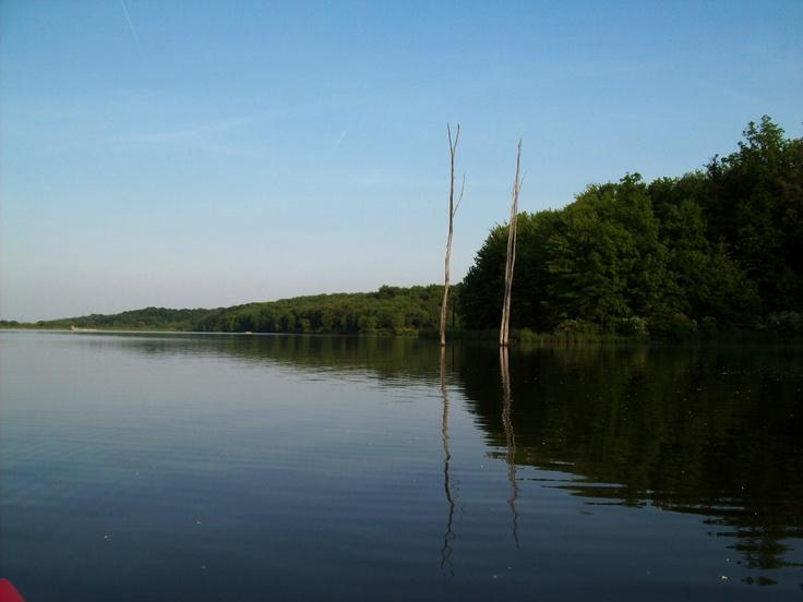 Kayaking at Highlandtown Lake | Ohio | Pinterest