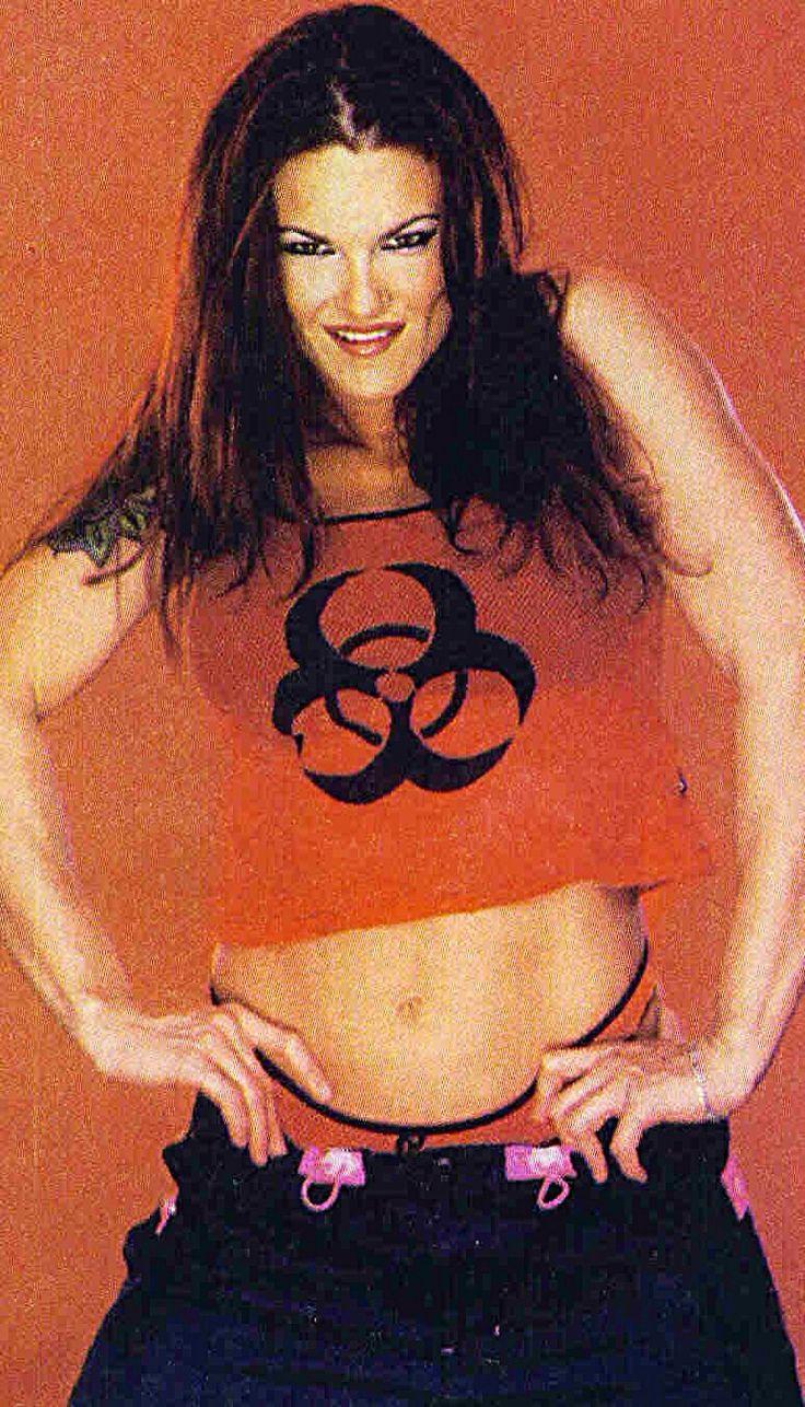 LITA Nude in Shower - WWE Video -