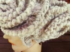 Crochet Bobble Beret - Pinterest